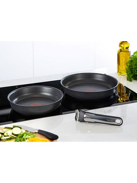 tefal ingenio induction 3 piece set house of fraser. Black Bedroom Furniture Sets. Home Design Ideas