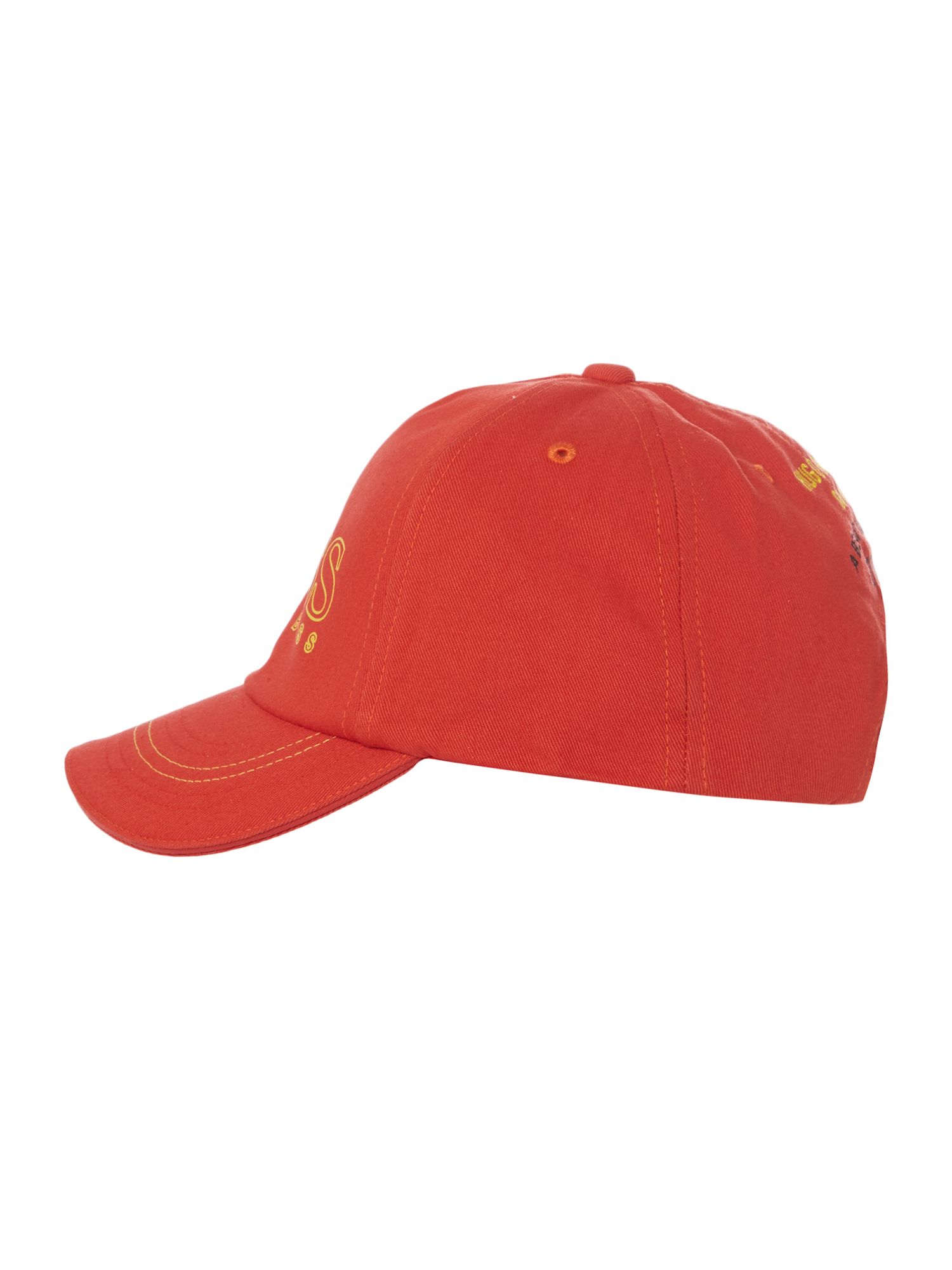 Kids Spain football colours cap