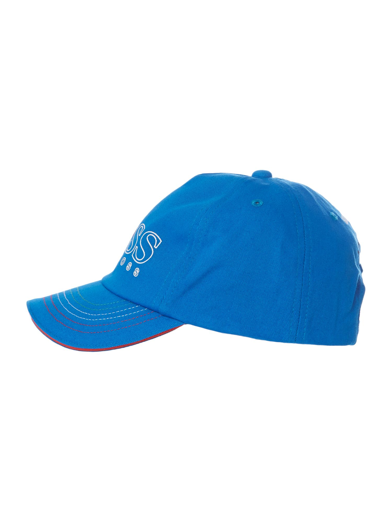 Kids Italy football colours cap