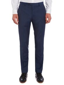 Nardi Panama stitch suit trousers