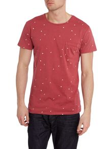Small triangles t shirt