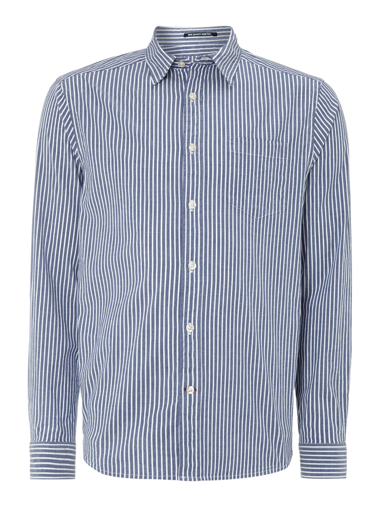 Brooklyn stripe shirt