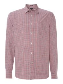 Albany gingham check shirt