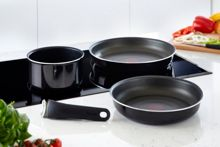 Tefal Ingenio enamel 4 piece set