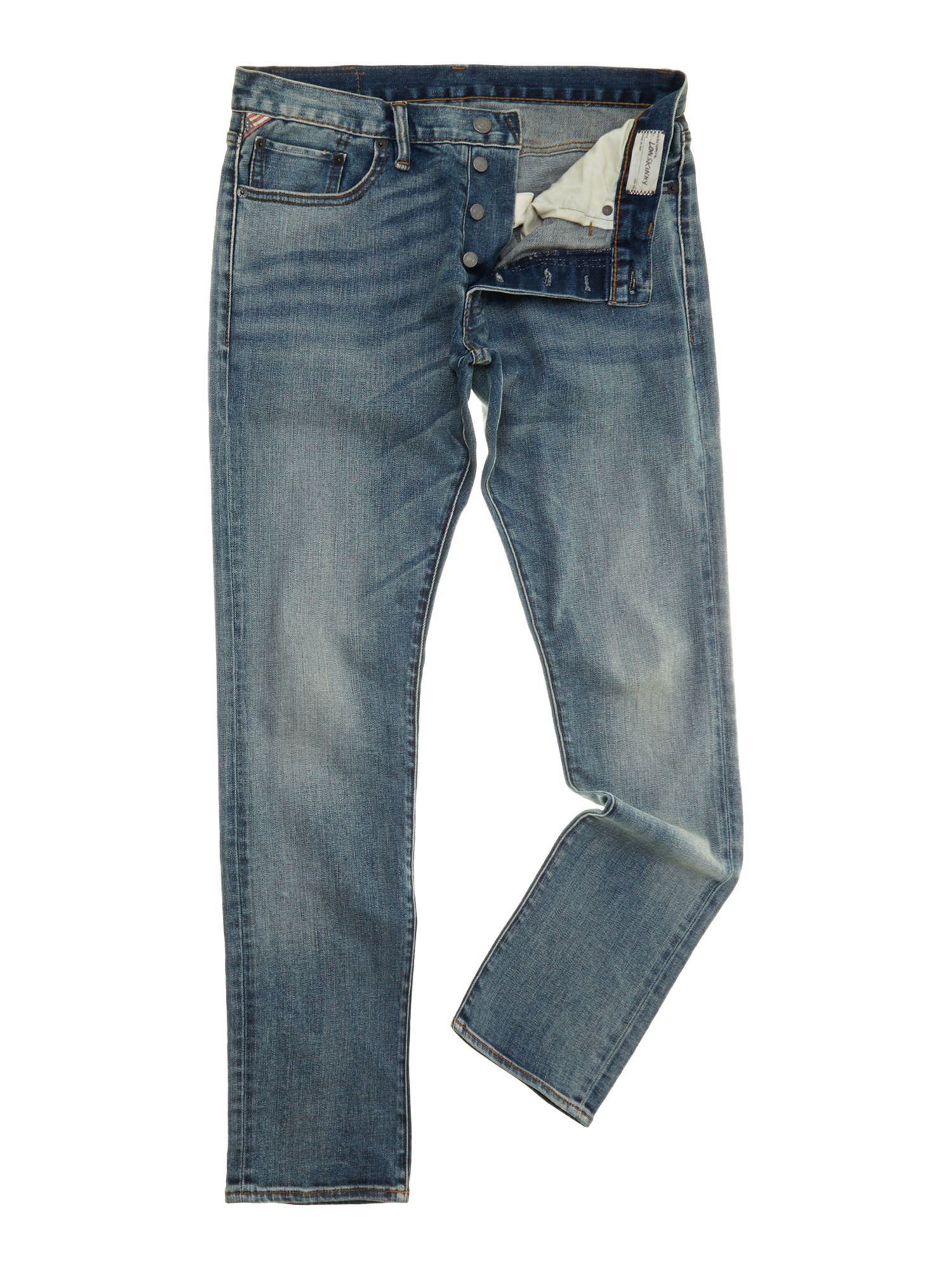 Austin low skinny fit jean