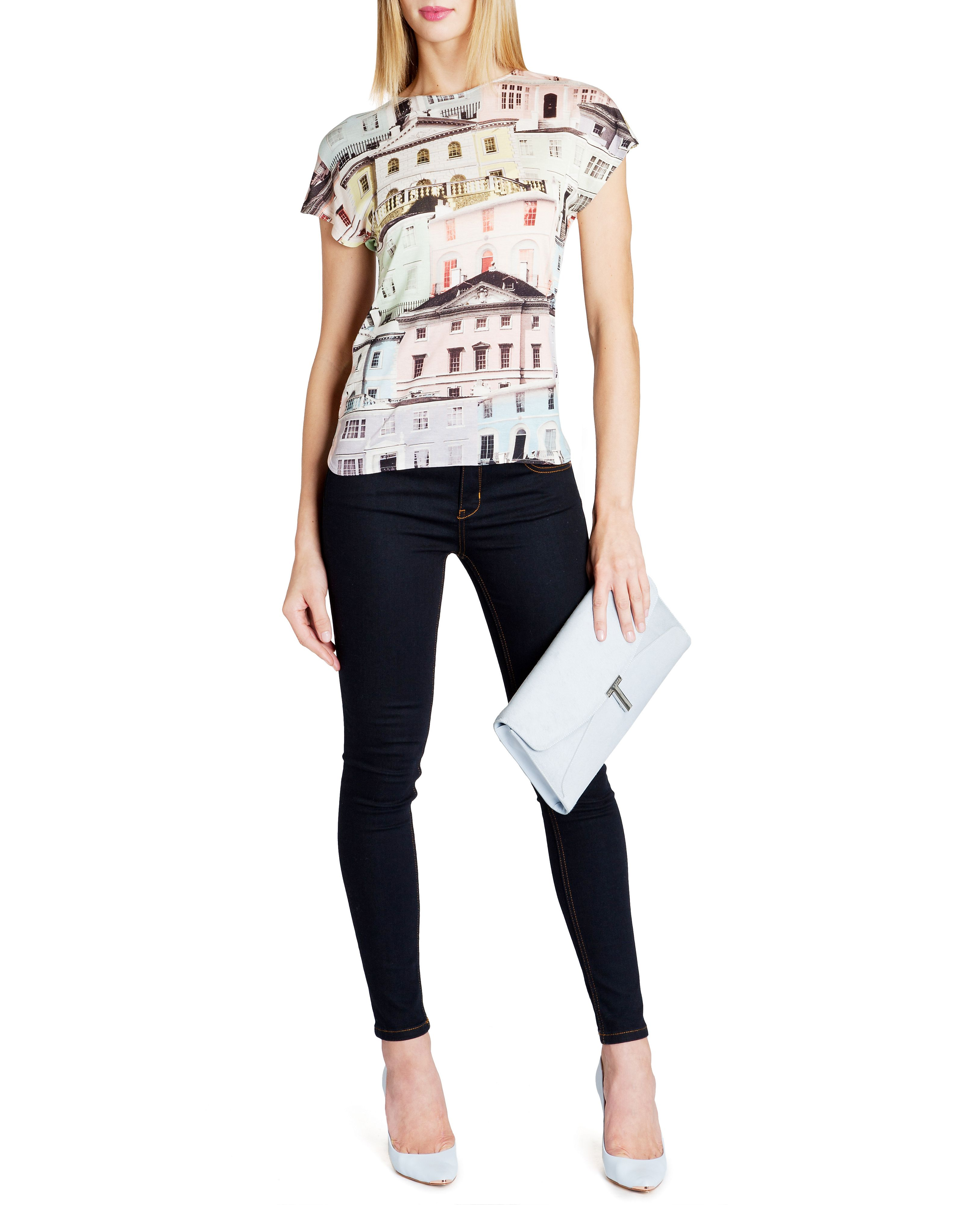 Keepa regency houses printed top