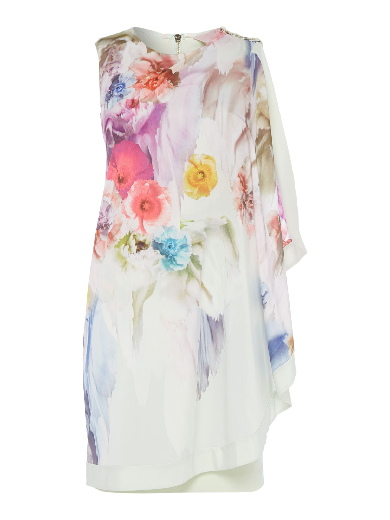 Dahnni floral printed dress