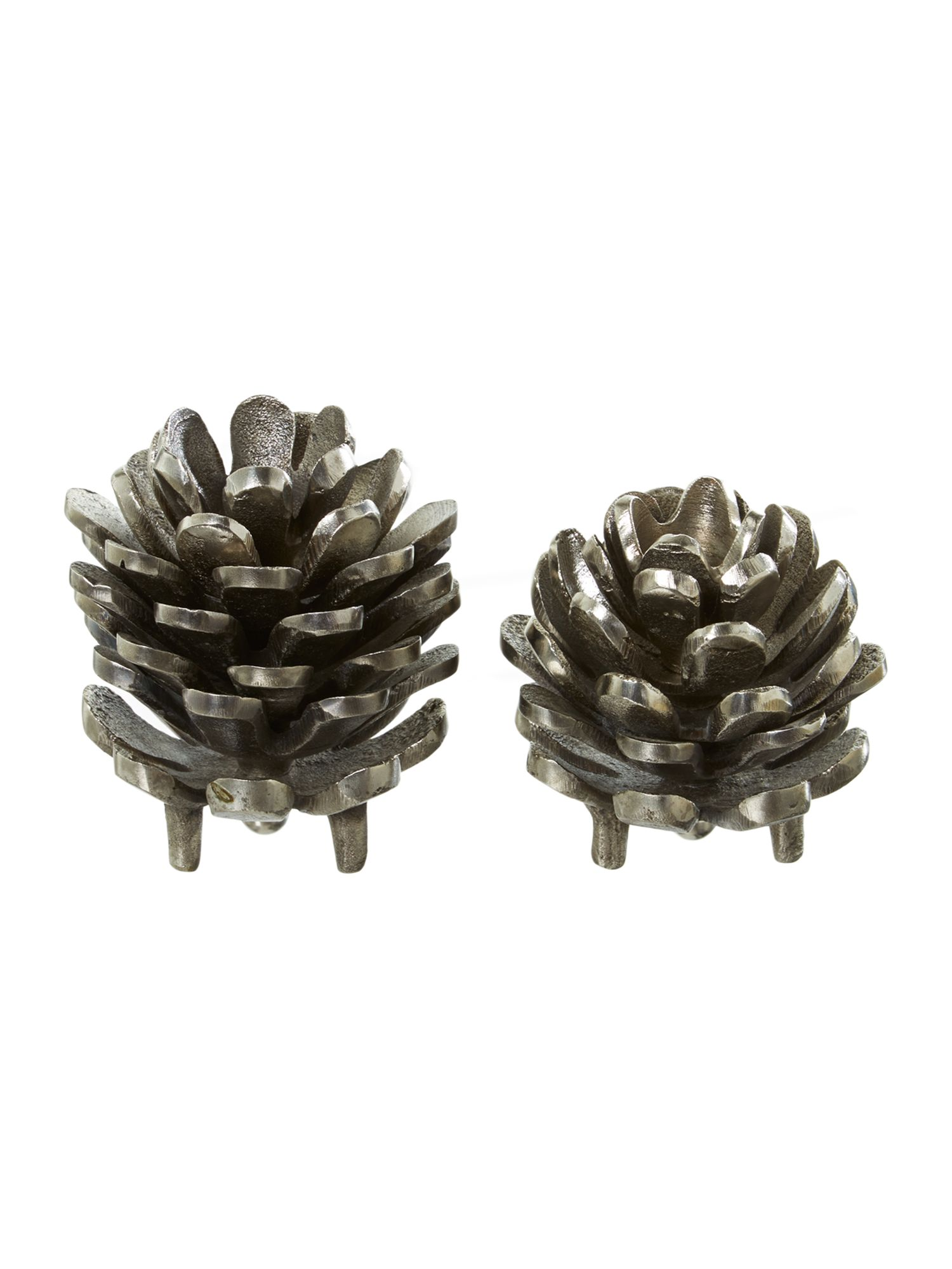 Pine cone ornament, small