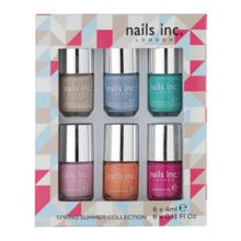 Nails Inc Nails inc Spring Summer 2014 collection