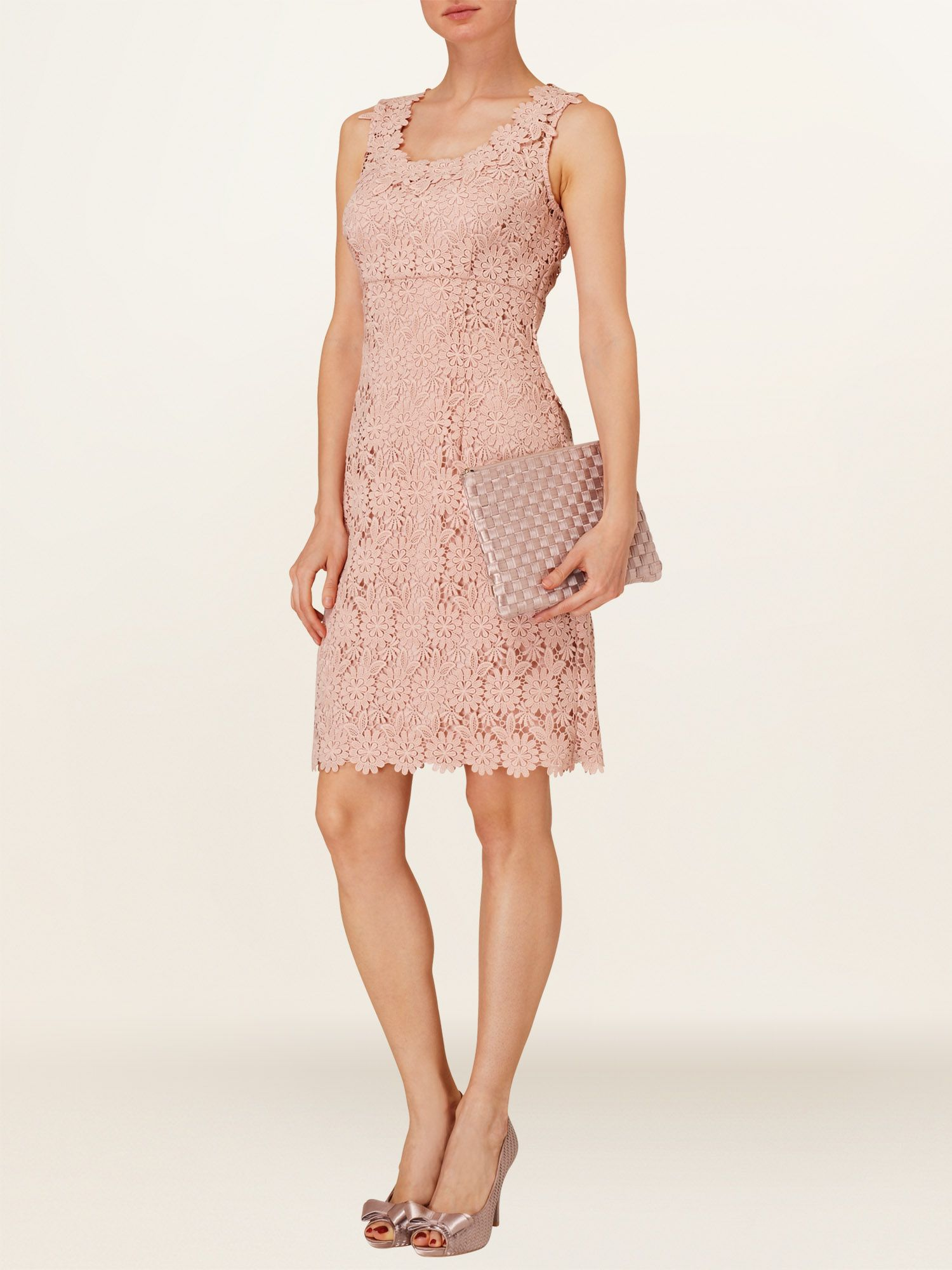 Yves lace dress