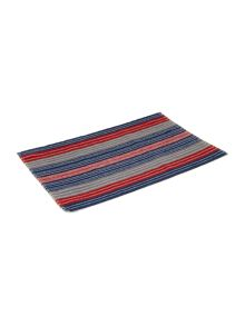 Linea Yacht Club Stripe Bath Mat