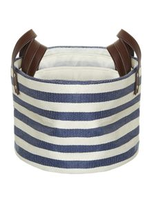 Linea Nautical Stripe Storage Baskets (Set of 3)