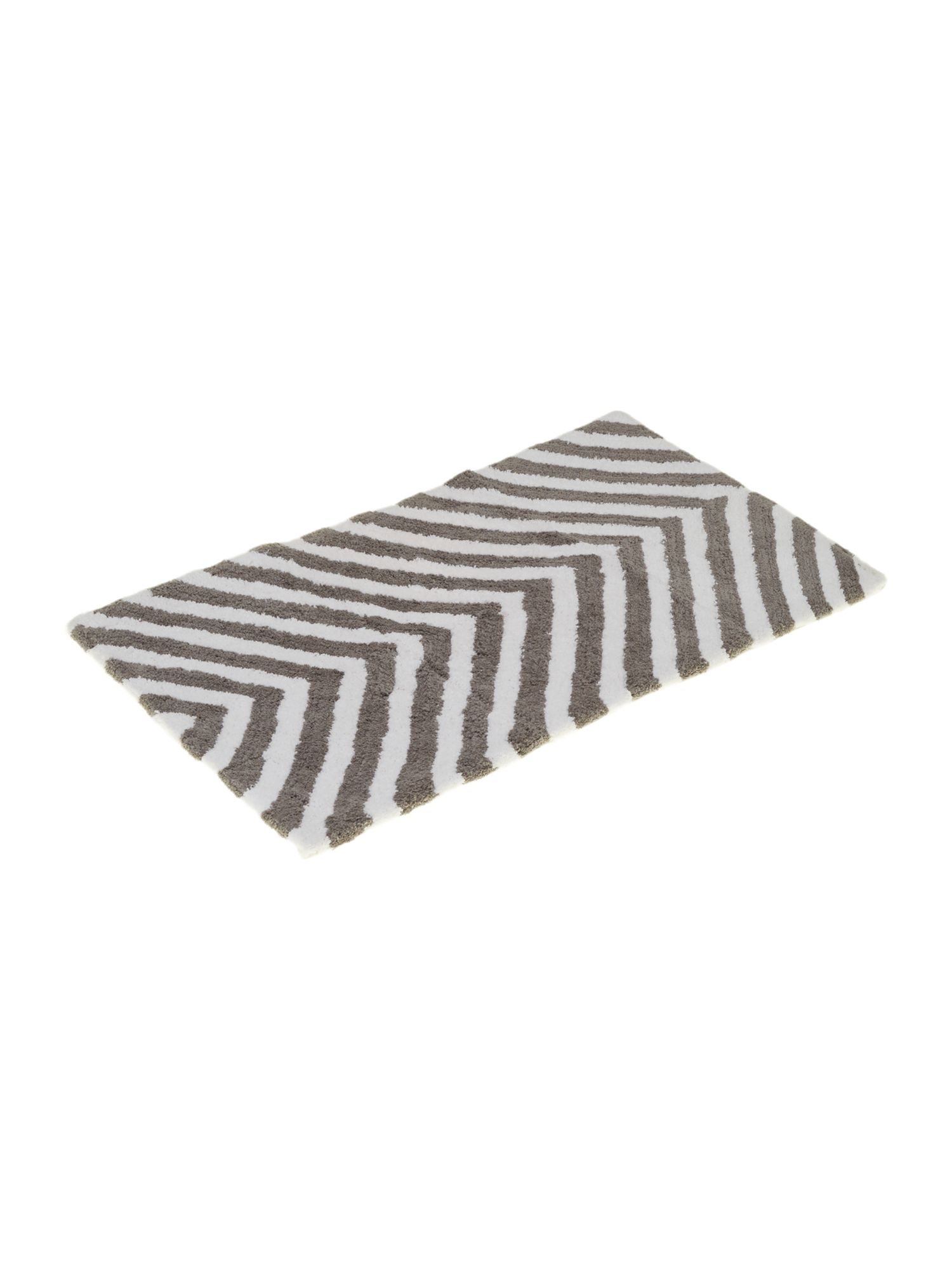 Tribal arrow bathmat