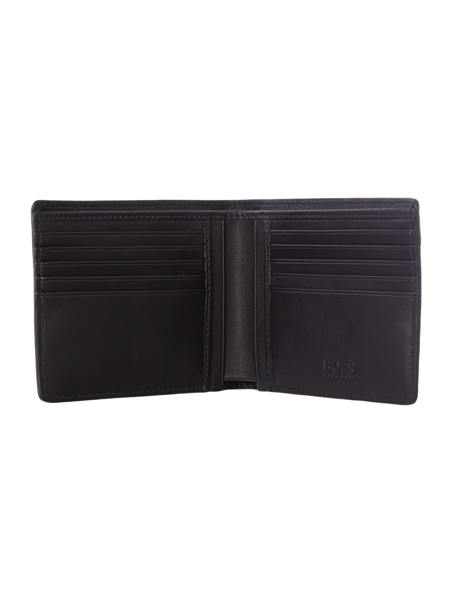 Dimy textured billfold wallet