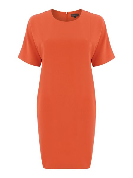 Pied a Terre Woven Couture Tee Dress