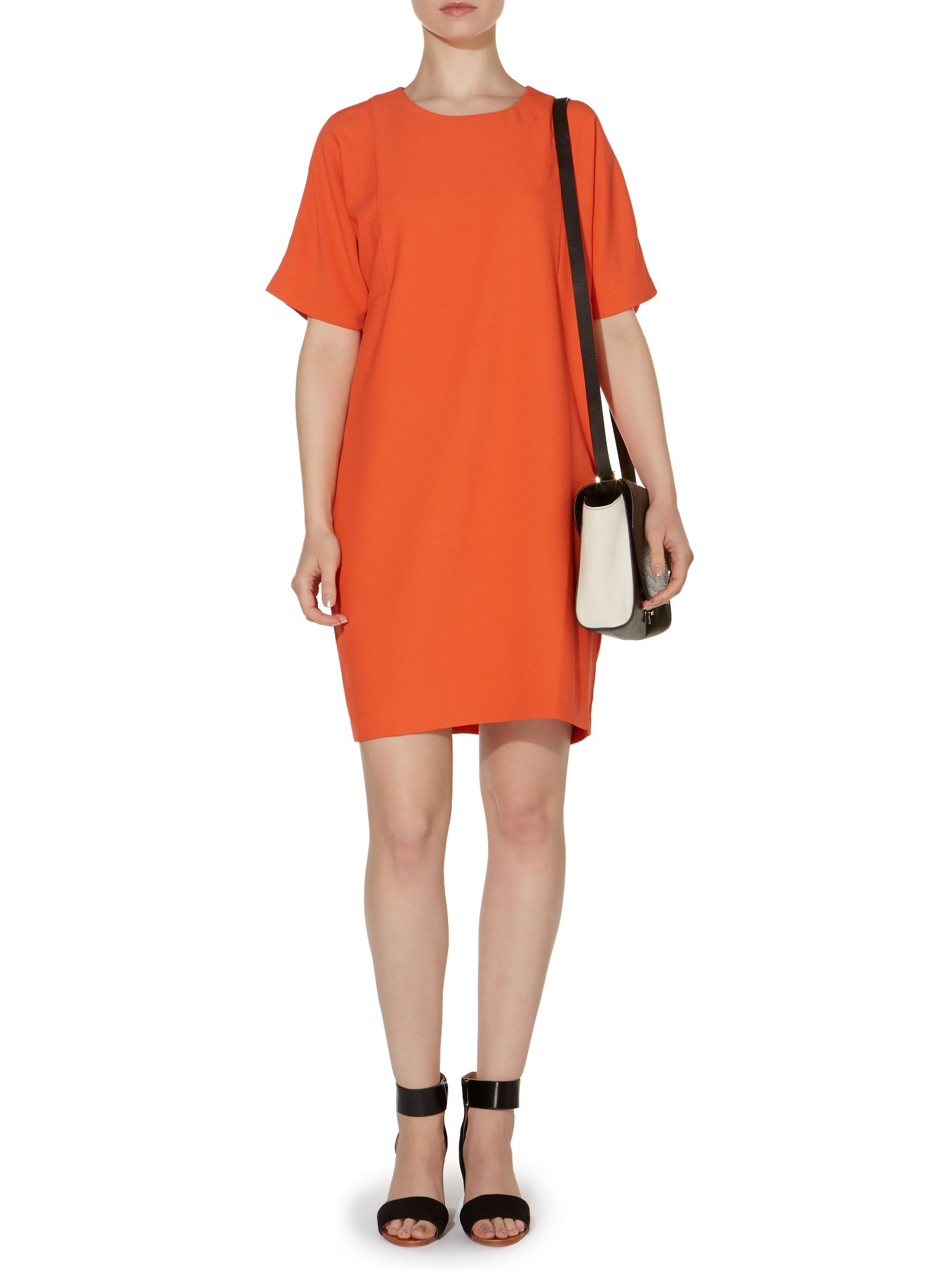 Woven Couture Tee Dress