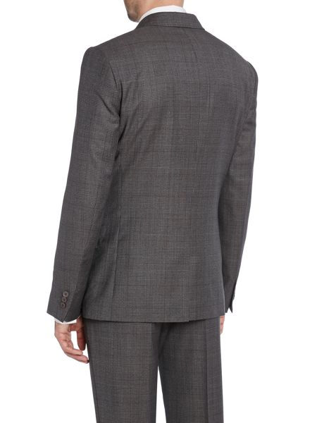 Ted Baker Bonne debonair slim fit PoW check suit jacket