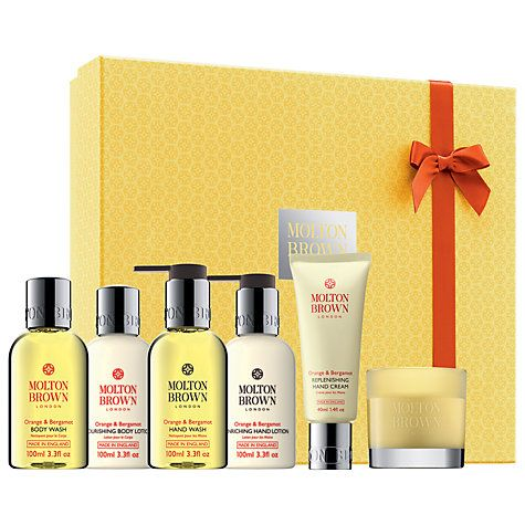Orange & Bergamot  Limited Edition Hamper