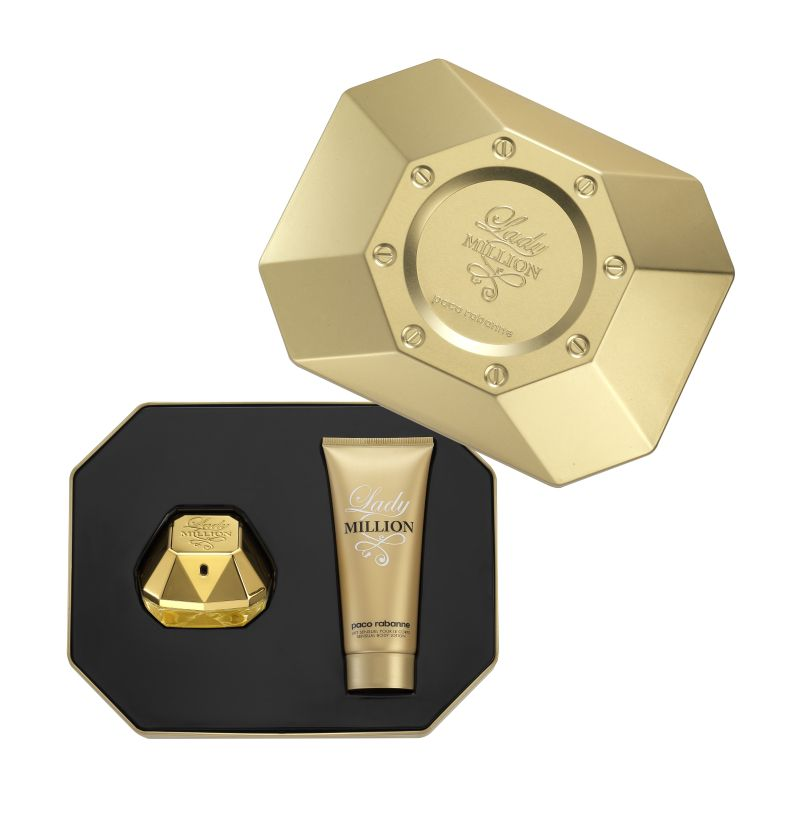 Lady Million Gift Set 50ml