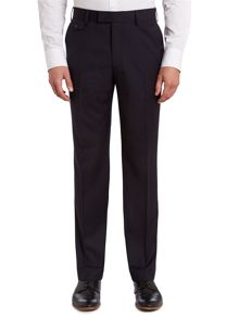 Banyan sterling regular fit pin dot suit trouser