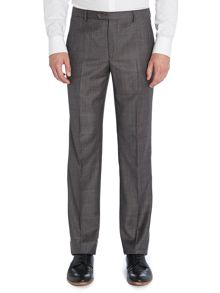 Bonne debonair slim fit PoW check suit trouser