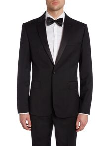 Satell debonair slim fit dinner suit jacket