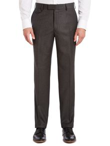 Belsut debonair slim fit flannel suit trousers