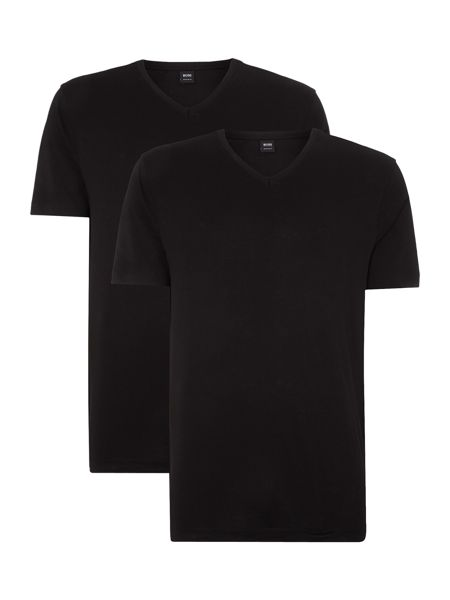 Hugo Boss Two pack vee neck t shirt