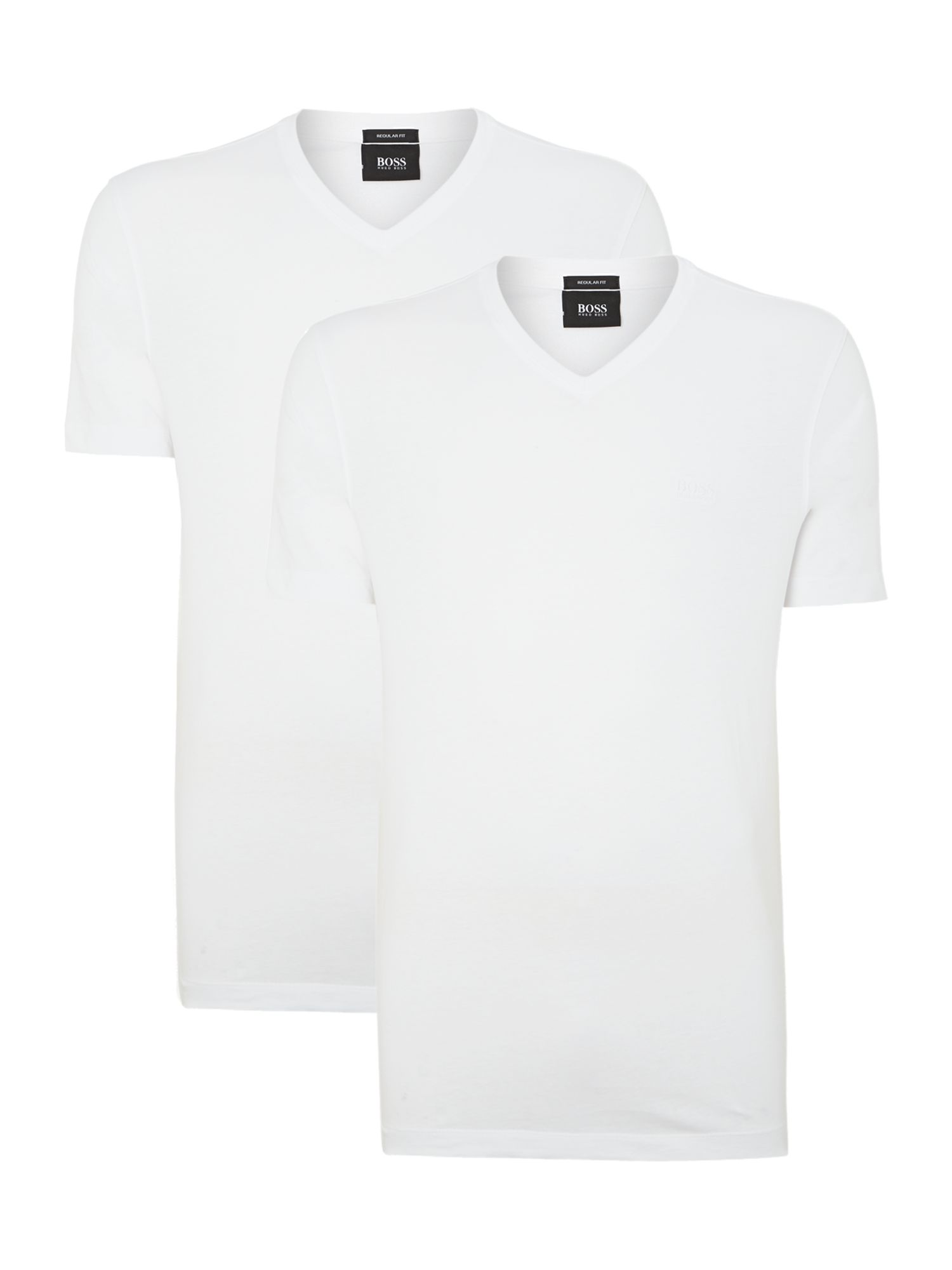 Two pack vee neck t shirt