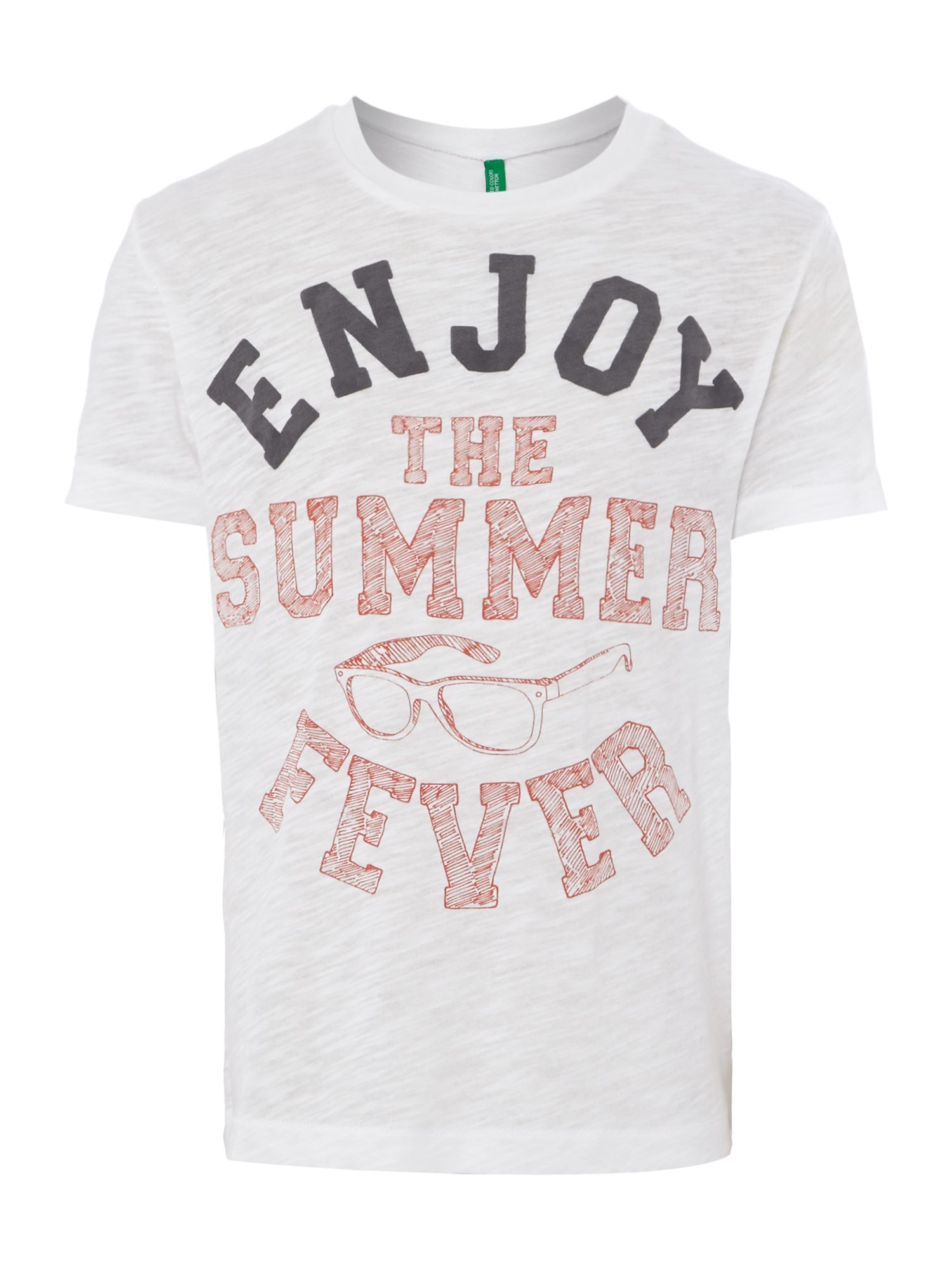 Boys summer fever t-shirt