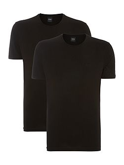 Two pack crew neck t shirt
