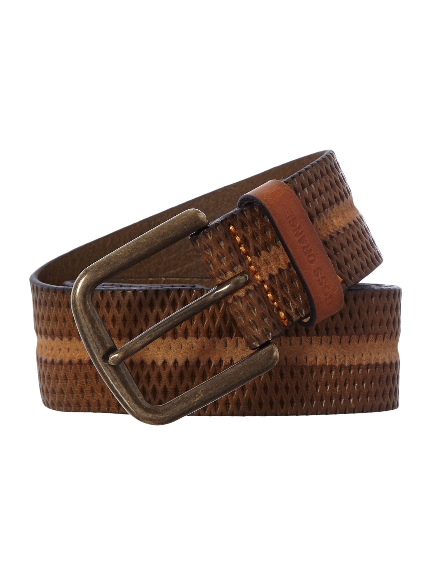 Jaconos logo belt