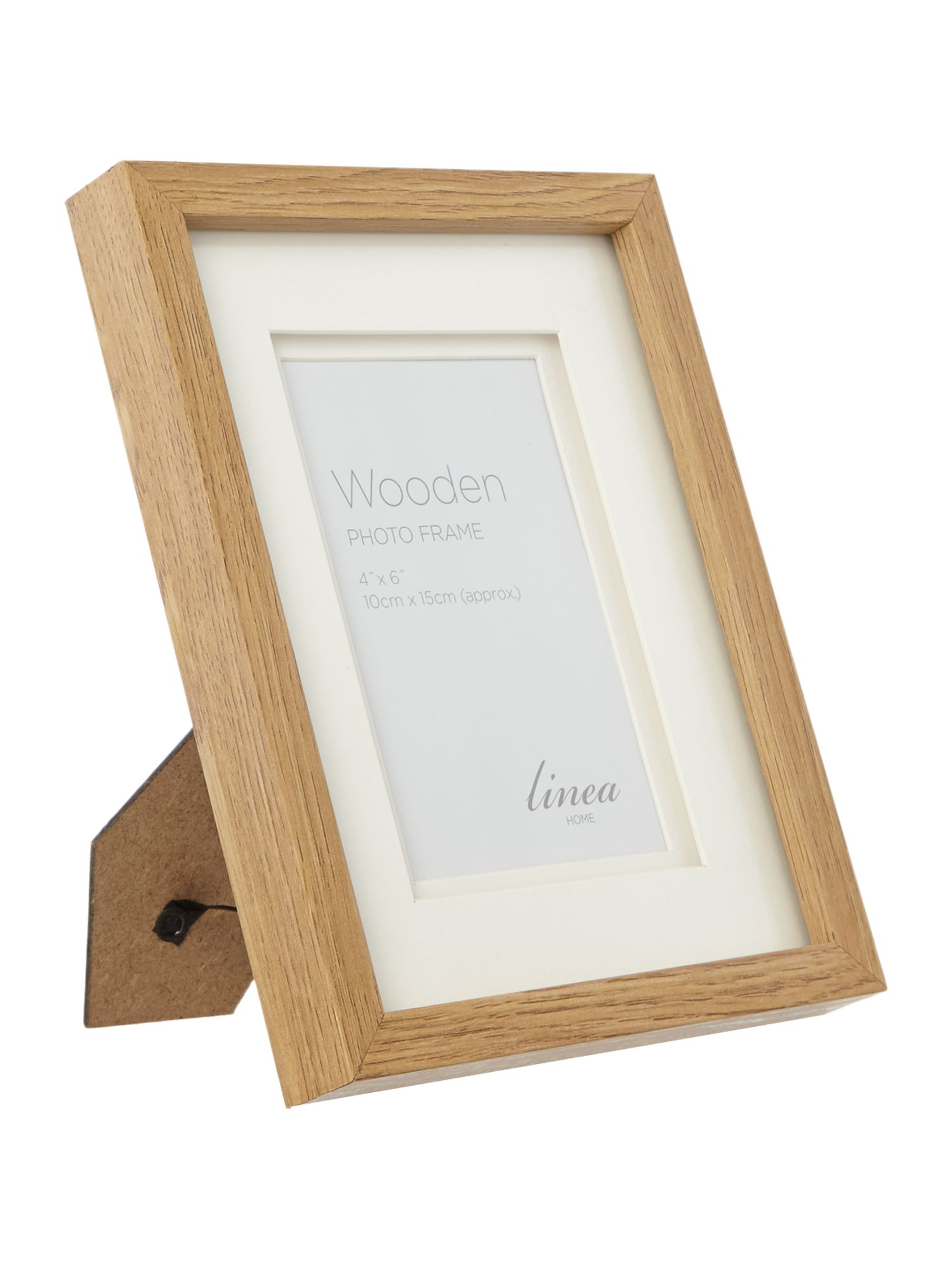 Linea free standing photo frame house of fraser - Six pictures photo frame ...