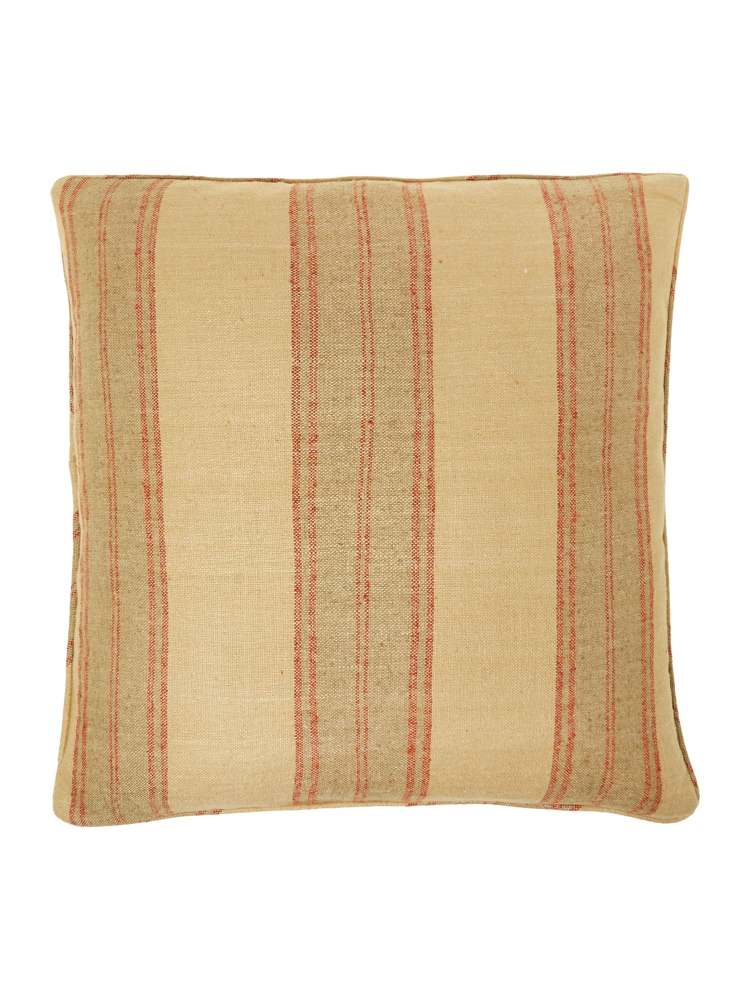 Maltby stripe cushion