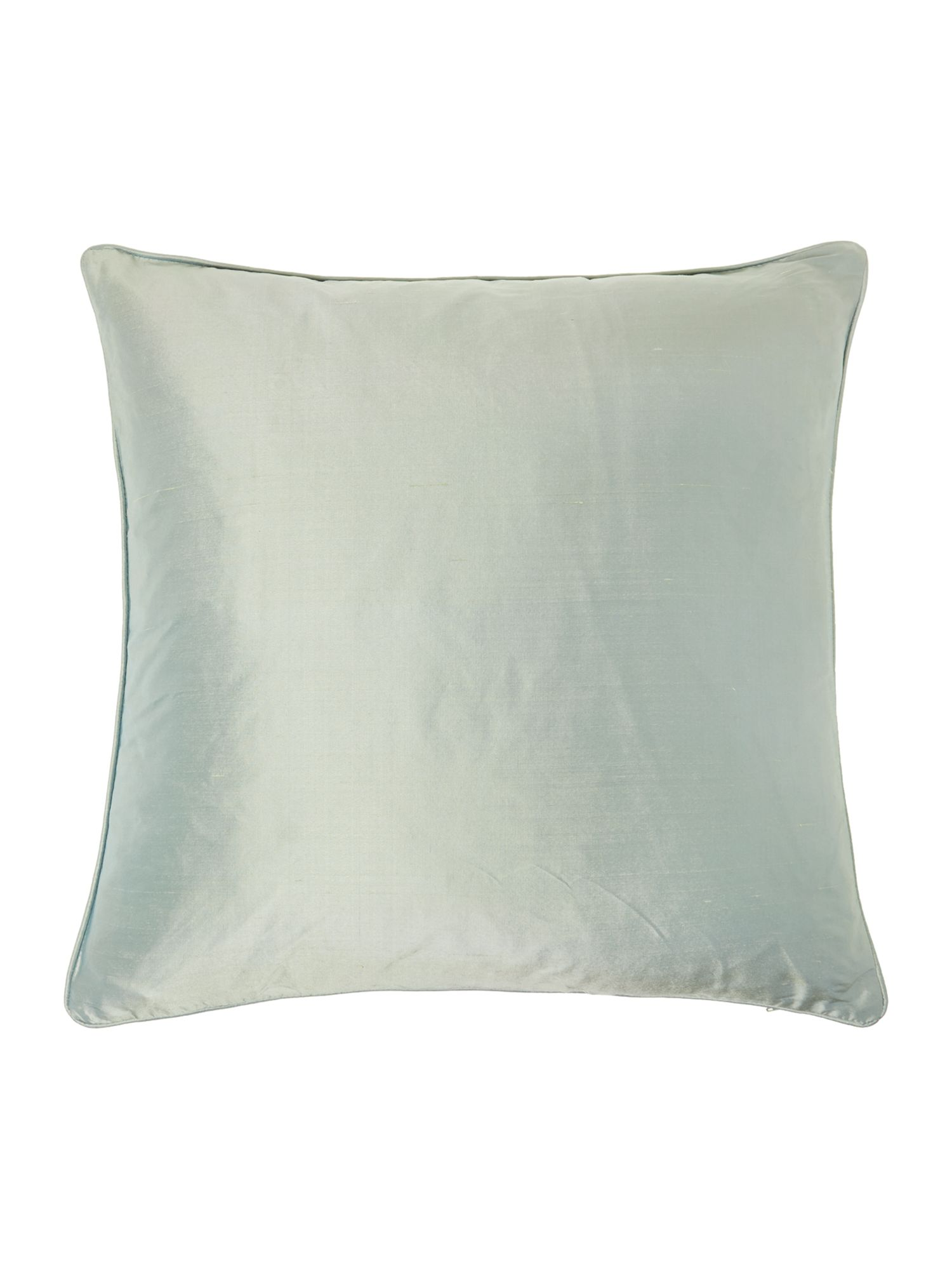 Brockfield cushion in aqua