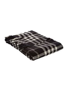 Picadilly chenille throw