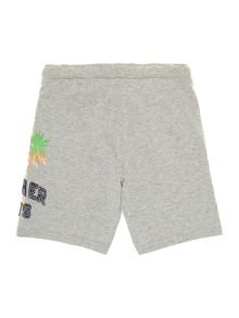 Boys jersey summer print short