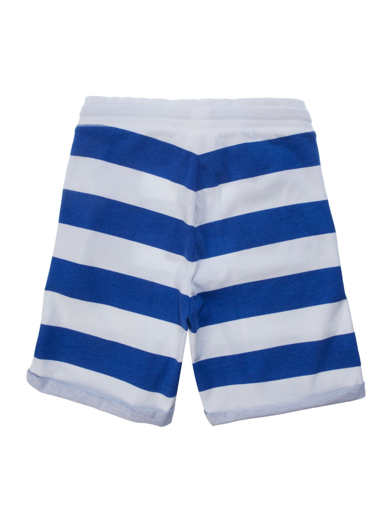 Boys jersey stripe short