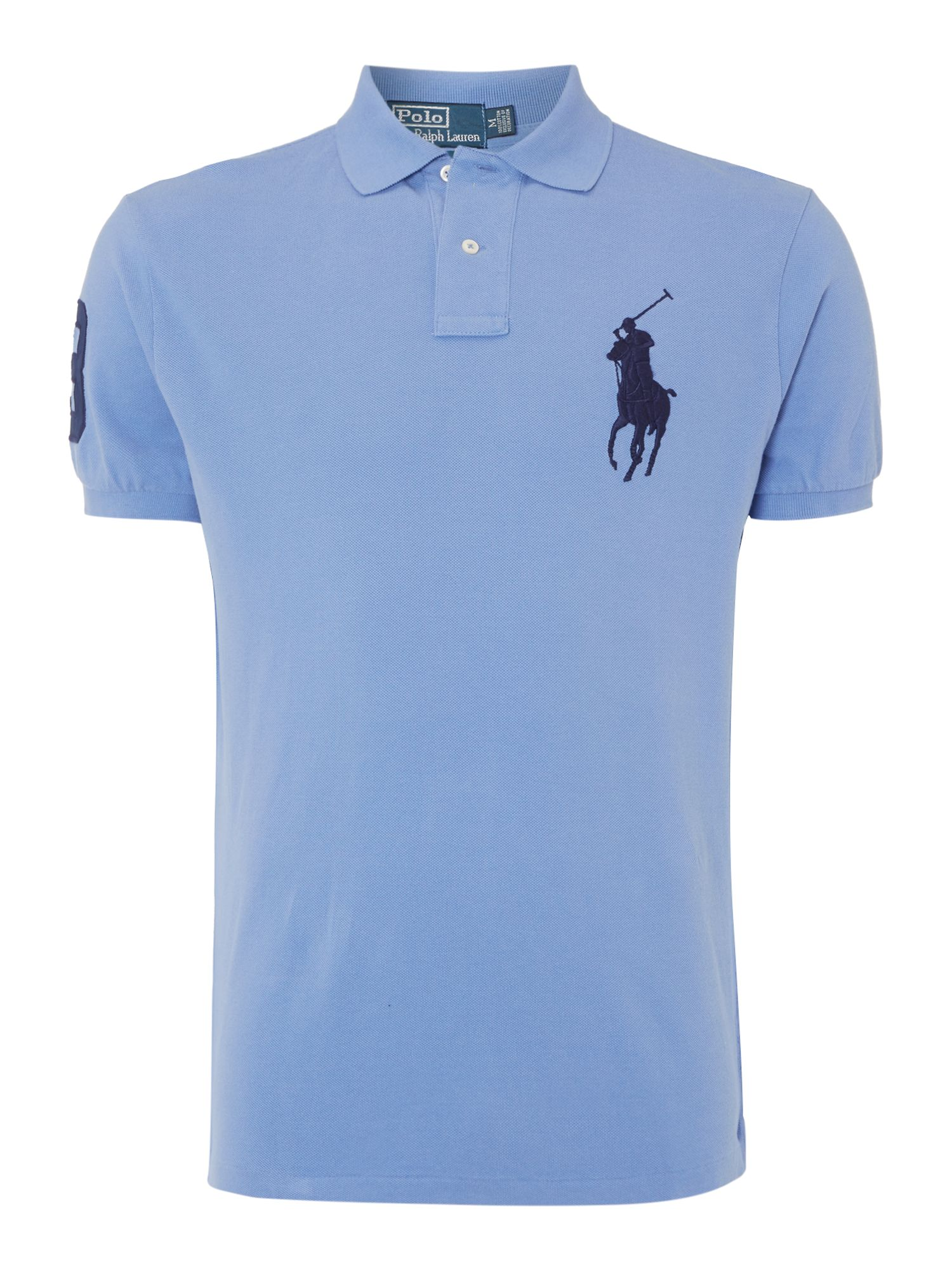 Big pony slim fit polo shirt
