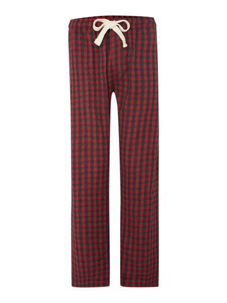 Howick Gingham flannel pyjama pants