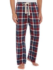 Bright Check Flannel Pyjama Pants
