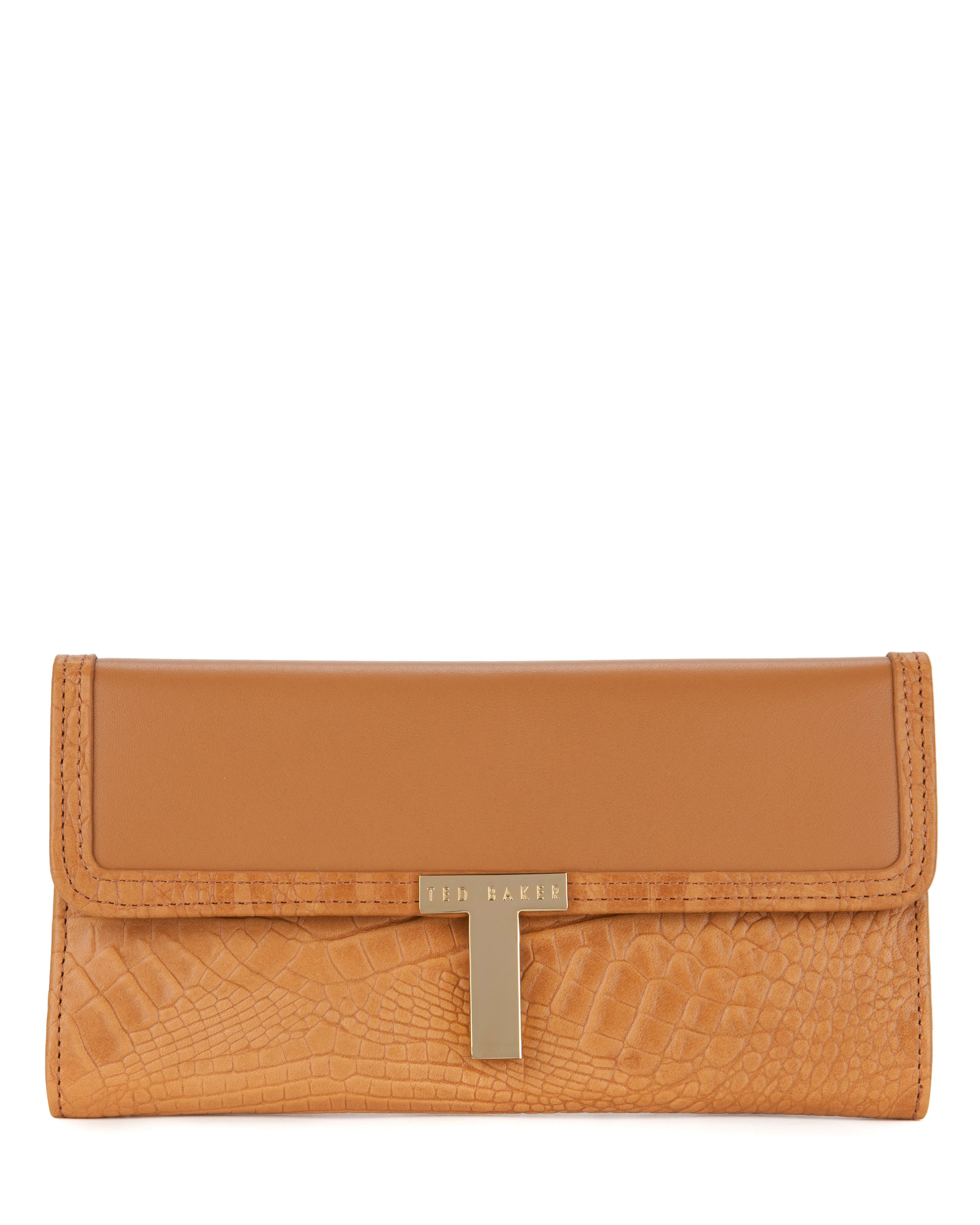 Jantier leather purse