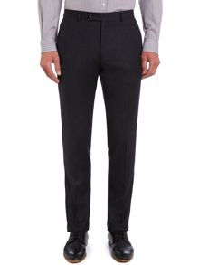 Robbia birdseye flannel suit trousers