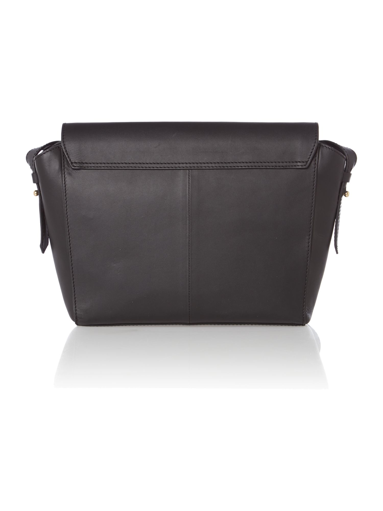 Large carine cross body bag