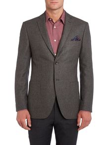 Scagnetti patch pocket blazer