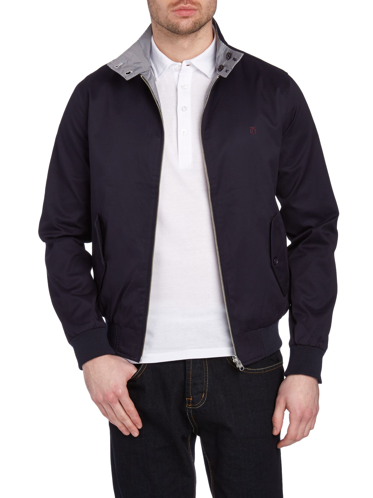 Spring harrington jacket