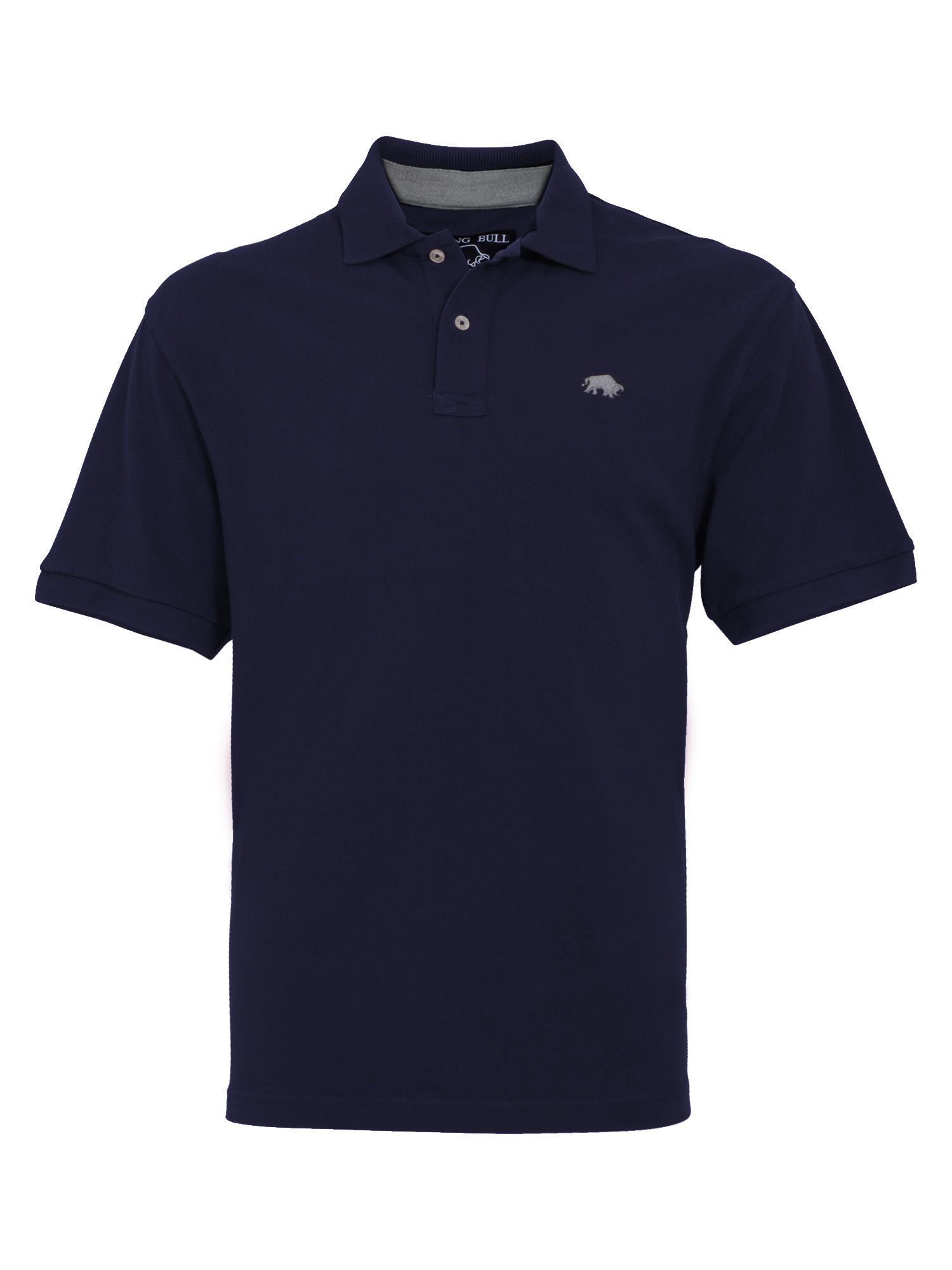 Men's Raging Bull Big & Tall New Signature Polo Shirt, Blue