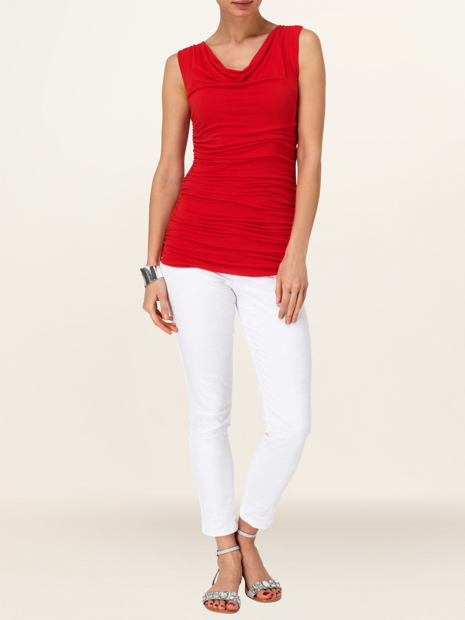 Tallie sleeveless top