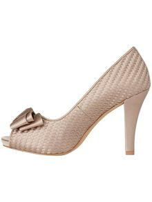 Annabel weave shoes