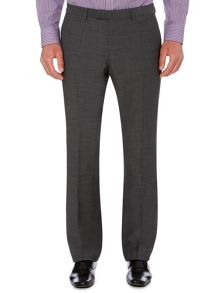 Blackwater tonic herringbone suit trousers